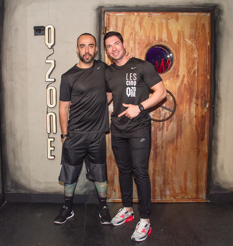 Yan Acioly e Rodrigo Sangion