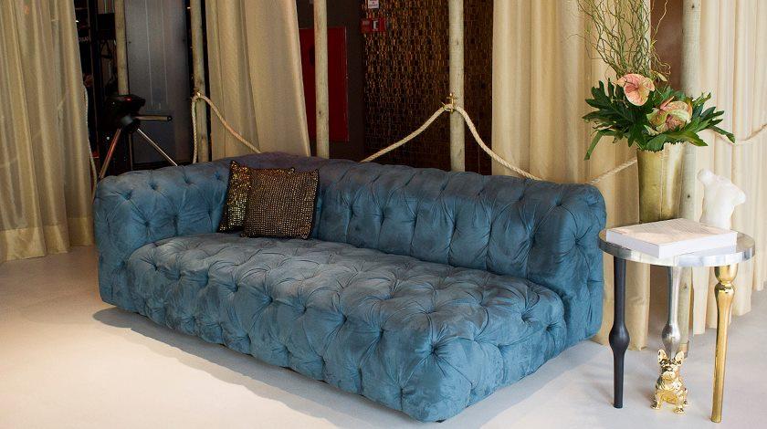 Inspirada nos ambientes de hotéis de luxo